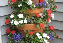 Composiciones jardín