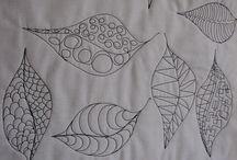 Quilt: machine quilt designs