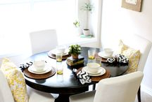 HOME TOUR BY A BLISSFUL NEST / A Blissful Nest shares photos & styling tips from her home. / by REBEKAH DEMPSEY   A BLISSFUL NEST
