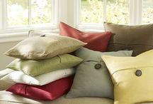 pillows / by Kathy Cruz