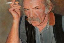 Portrety olejne Tomasz Mrowiński / Portrety olejne których autorem jest Tomasz Mrowiński.