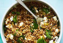 Peeps got to eat--Salad