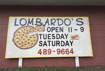 Lombardos is the best restaurant in town