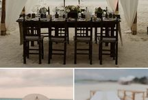 Beach Wedding Inspiration / by MexWeddings