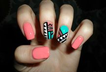 Test 11 | Nails / Nail art to fall in love with