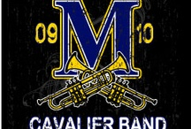 Marching Band T-shirts / Toot your horn about the band's musical prowess with creative custom tees!
