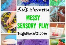 ideas for class / Sensory activities