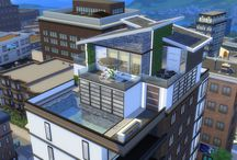 My sims houses :)