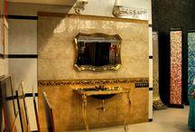 ₩ Classic, Modern Classic, Neo-Classic, Transitional, Baroque, Rococo Bathrooms ₩