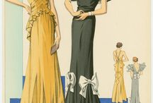 Fashion 1930's