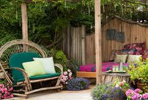 Outdoor Space / by Madeline