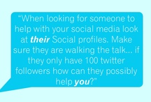 Social Quotes from my Blog