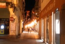 Vicolo Corto e Vicolo Stretto / Baltic Avenue and Mediterranean Avenue