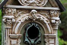 Birdhouses / by Lori Milton