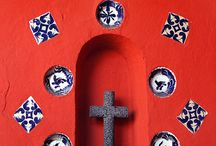 Crosses in Mexico / The best crosses in the world can be found in and out of the villages and cities of Mexico