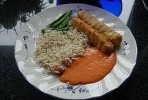 Mealplanning Dinners