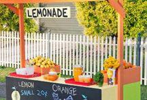 lemonade stands / by Alyson McDonald