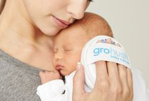 GroHush Baby Calmer / Our innovative and exciting new product has arrived! The GroHush is the only hand held calming device that delivers soothing white noise directly to your baby, soothing a crying or distressed infant instantly.