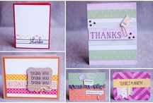 Two Chick Craft House / An etsy shop where you can buy handmade goodies such as cards, hats, mittens, and more. Perfect for a gift or just because.