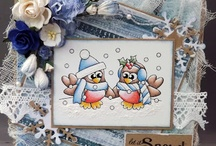 Christmas cards / Christmas card ideas and designs
