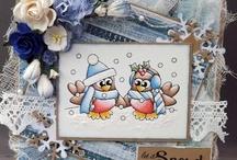 Christmas cards / Christmas card ideas and designs