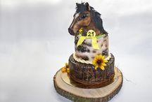 3D cake 3D dorty / dorty
