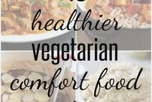 ***Blogging Friends' Vegetarian and Vegan Recipes / These board has amazing vegetarian and vegan recipes from my food blogging friends. / by Kalyn's Kitchen