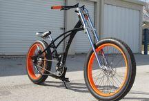 Bicycle castom