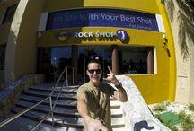 Riviera Maya Golf Rock Shop / MEXICO  1st visit: 01/06/2016