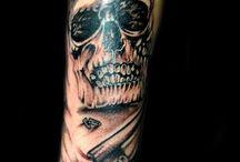 tattoos / Agia Paraskevi, BERLIN TATTOO, Dionisis xenos