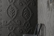 Wonderful Wallpapers / Here's a collection of some of the best wallpapers we've seen, perfect for making your new build house, a characterful and stylish home.