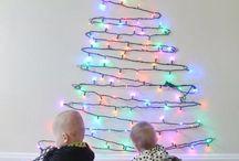Christmas room decorations