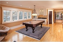 Entertainment Rooms / Pool/billiards, bars, media rooms, home theaters, gaming rooms and much more in MN real estate and for inspiration.