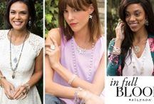 In Full Bloom / Discover jewels from our In Full Bloom Collection and inspiration for a floral-inspired party! / by Silpada Designs
