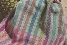 The Natural Dye Project / Five women in remote village of San Rafael, Guatemala hand dye cotton yarn with local plants and create an amazing kit to weave! As you weave these naturally dyed, all-cotton towels, jackets, vests or baby blankets, you will not only be creating a set of blankets for your favorite baby, but you will giving the women of San Rafael, Guatemala a chance of a better life and honoring the skills they have spent a lifetime learning.