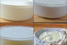 Tej és tejtermék