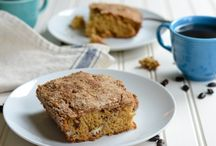 Breakfast Recipes / Eggs, cakes, waffles, breakfast!