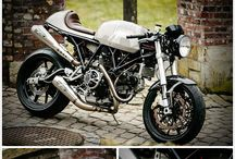 Exceptional bikes