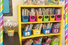 Childcare Area Design / Ideas for designing/arranging the childcare environment