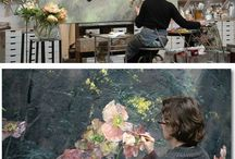 Claire Basler :: Botanical Paintings