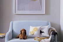 Settee ideas / by Heather Gibbons