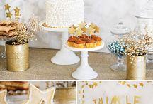 Party ideas - Twinkle twinkle little star