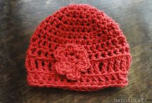 Knitted/Crocheted Clothing / Hats, scarves, boots, slippers and clothes.