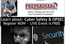 Preparinars / FREE LIVE events each month!  Replays & Hand-outs available to PREPARE Premium Members:  http://www.preparemember.com/