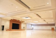 UMC BALLROOM / Newly Renovated!  / by UMC Events Planning & Catering
