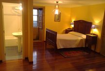 Habitaciones dobles con hidromasaje / Double room with Spa Bath / La Casa Grande de Fuentemayor dispone de 3 habitaciones de esta categoría y 2 dobles especiales también con bañera de hidromasaje