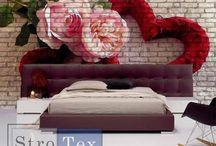 Kişiye özel Üç boyutlu resimli Strotex duvar panelleri / Delle dekor, kişiye özel resimleri özel bir teknik ile üç boyutlu derinliği olan tuğla panelleri üzerine basımını yapar.