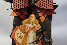 Halloween Cards & Tags / by Sandi Farrell