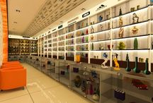 Retail Stores & Mall Designs