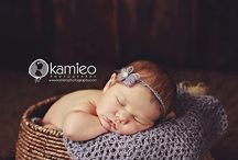 Newborn Photography / Ideas for props and poses for my baby girl